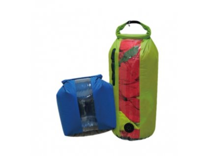 Nepromokavý vak YATE Dry bag s okem a ventilem