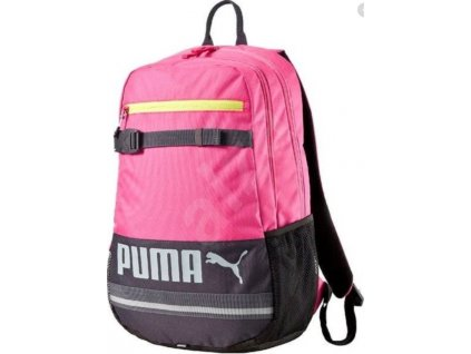 Batoh Puma Deck Backpack Fuchsia Purple
