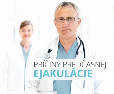Príčiny predčasnej ejakulácie