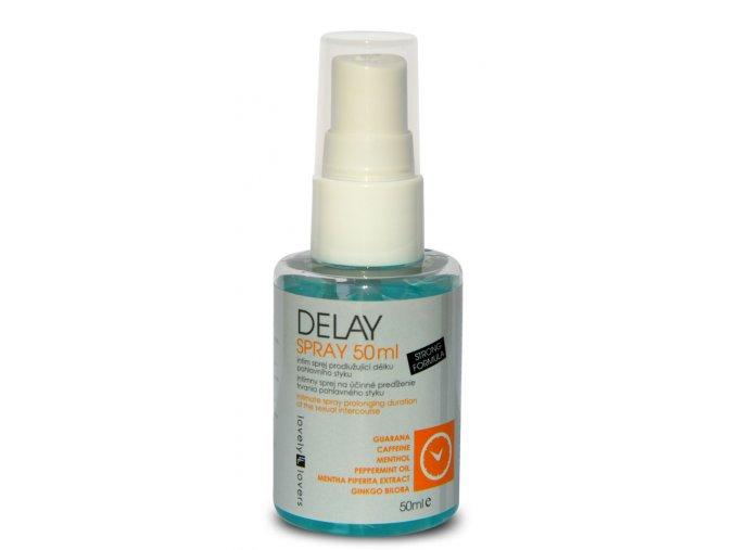 Lovely Lovers DELAY spray 50ml