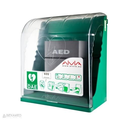 AED skrinky
