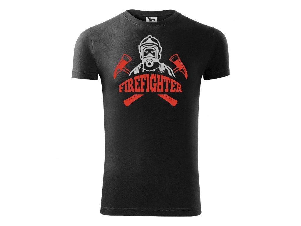 Pánske tričko FIREFIGHTER v05