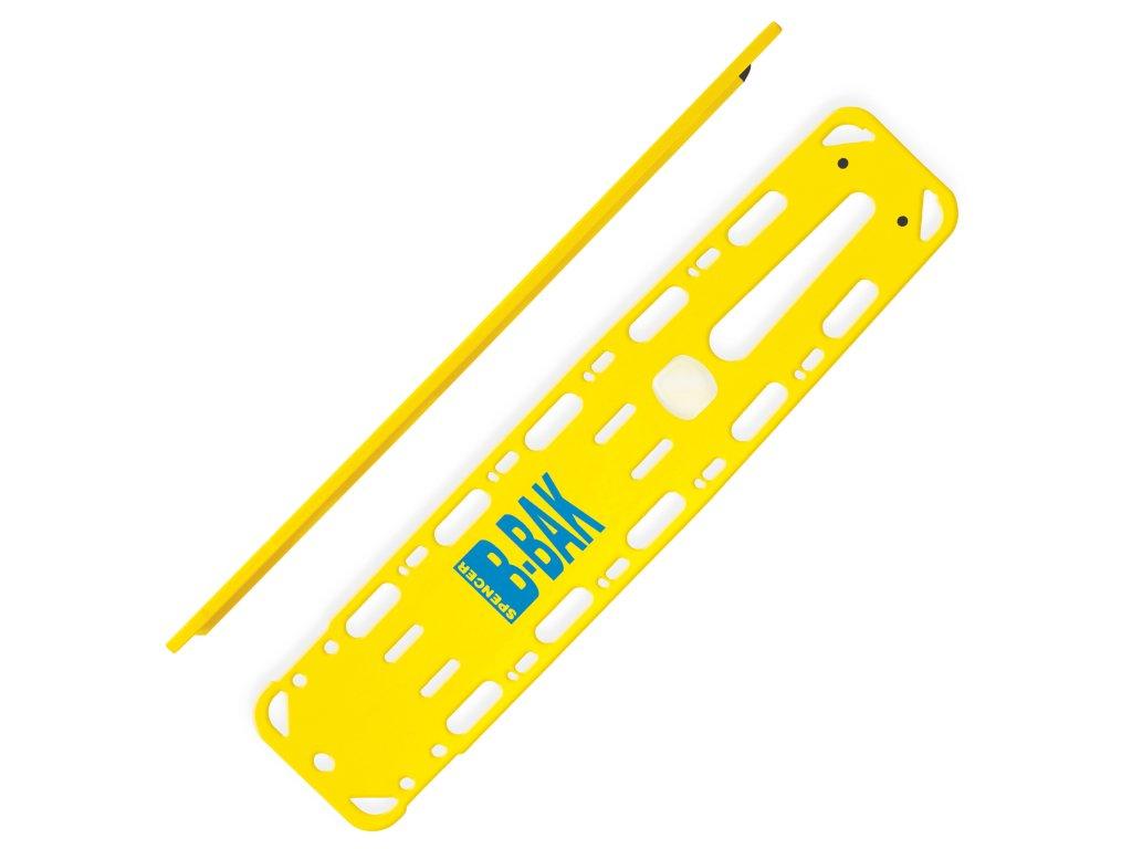 Chrbticová doska B-Bak PIN