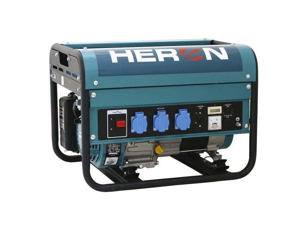Heron EGM 30 AVR elektrocentrála