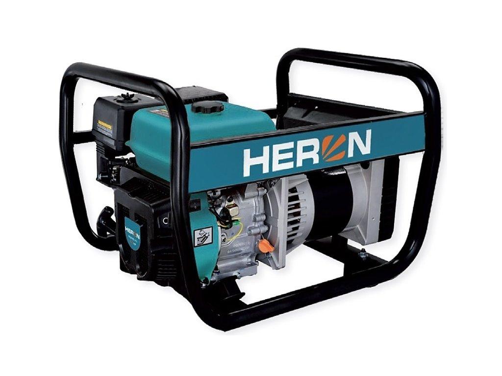 Heron Industrial EGI 30 stavebná elektrocentrála