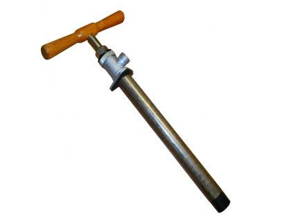 Dvojčinná pumpa ku kovovej 10l džerovke