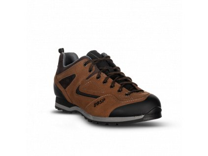 Damska trekova obuv Grifit Brown 501 01 936