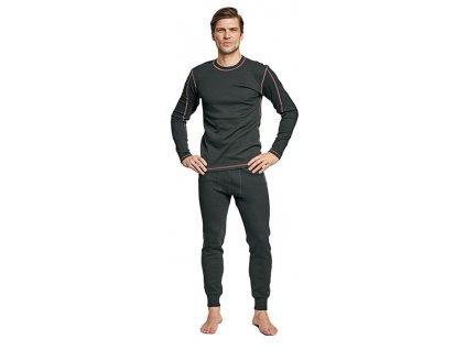 ABILD UNDERWEAR MERINO tričko s dlhým rukávom
