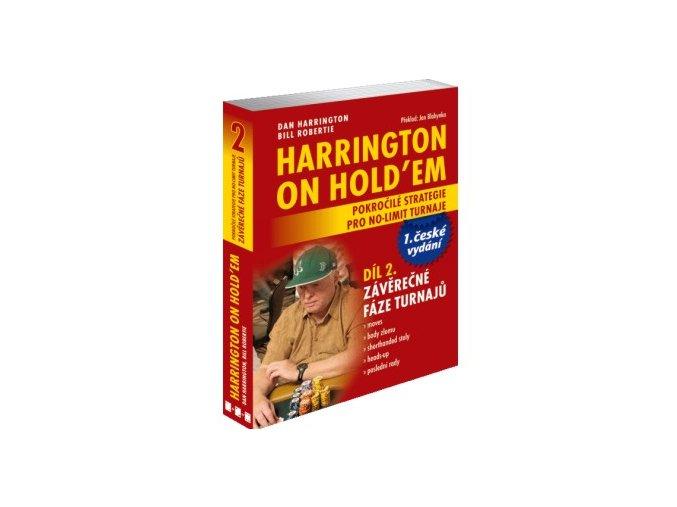 Kniha HARRINGTON ON HOLDEM VOL II