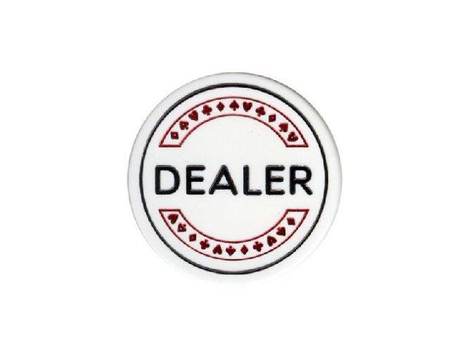 Pokrový dealer chip standard