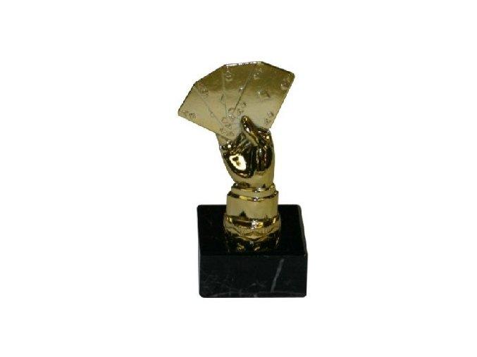 Trofej 4 esá zlato