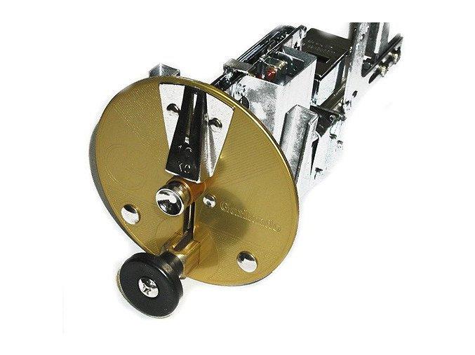 Mechanická žetoniéra,vhadzovač pre stolný futbal na mince