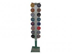 Ruletový chiptray vertikálny