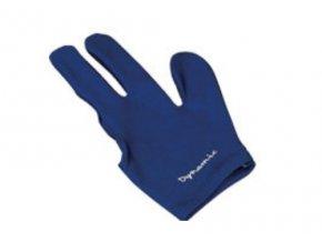 Elastická rukavica modrá.