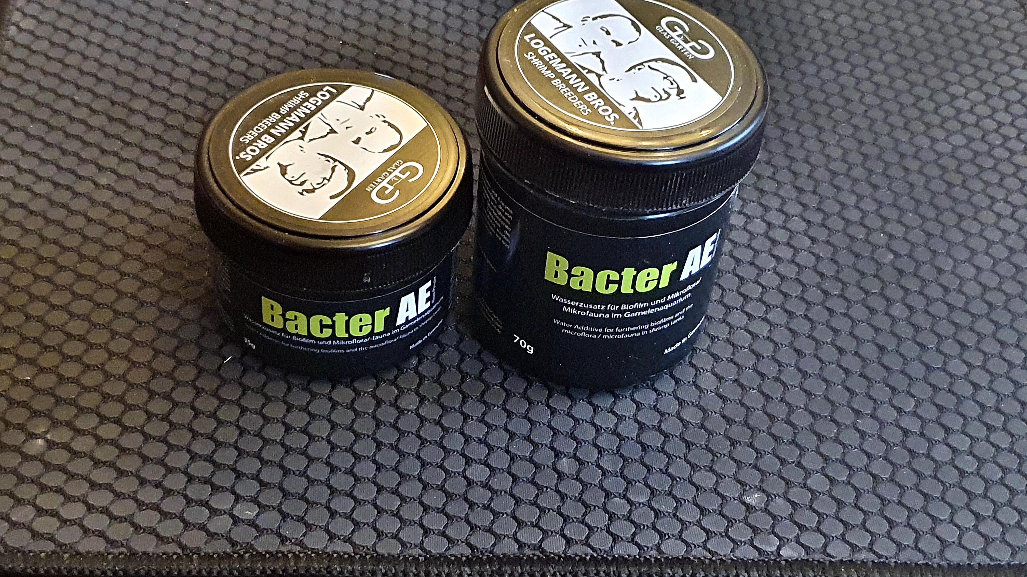Top krmivo pre krevetky – GlasGarten BACTER AE