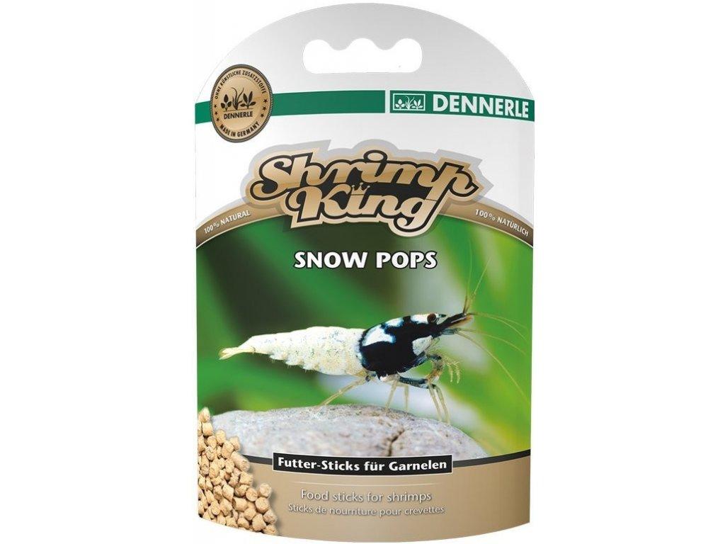 Dennerle Shrimp King Snow Pops 40g