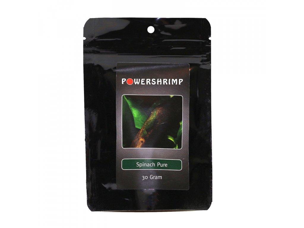 PS 2 009 POWERSHRIMP SPINACH PURE 30 GRAM 1