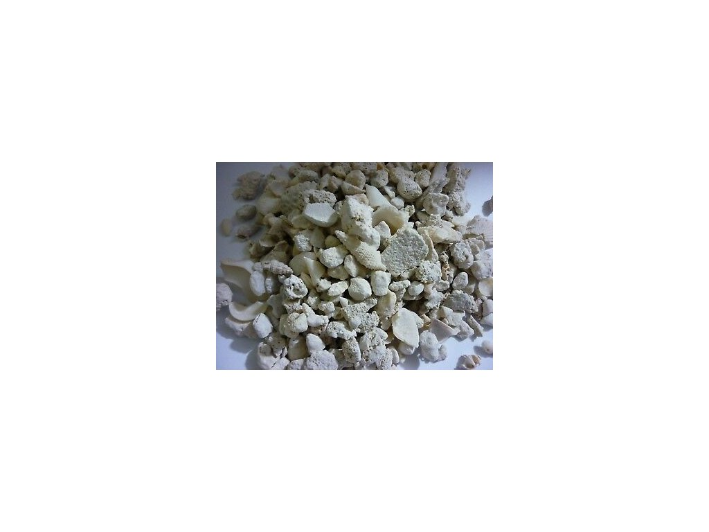 Natural Crushed Coral Seashells Salt Freshwater Nano Aquarium (1)