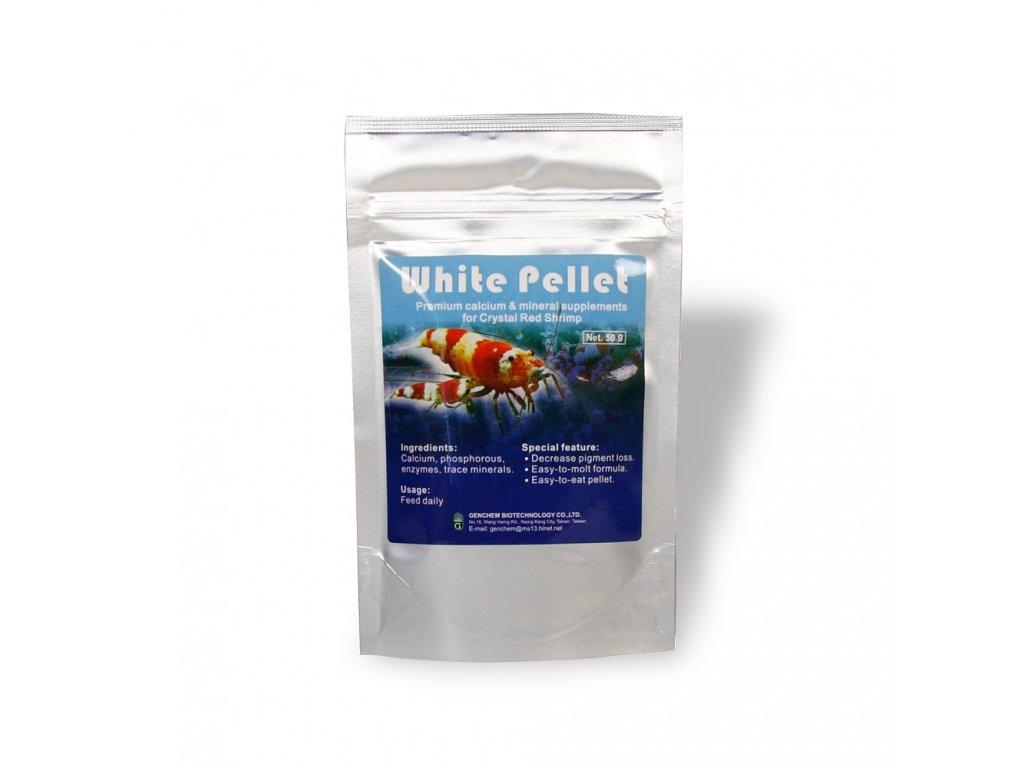 genhem white pellet