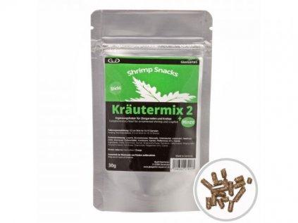 glasgarten shrimp snacks kraeutermix 2 garnelenfutter shrimp food herbal mix 600x600
