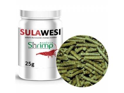Shrimp Nature Sulawesi 4g (Vzorka)