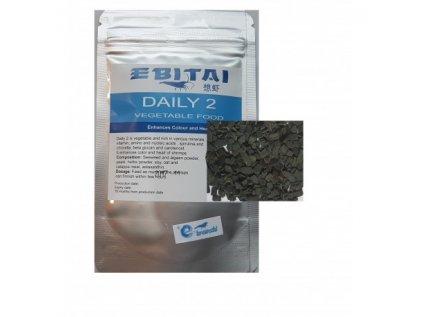 ebitai daily 2 pokarm roslinny 35g listki