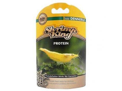 387 1 dennerle shrimp king protein 4g vzorka