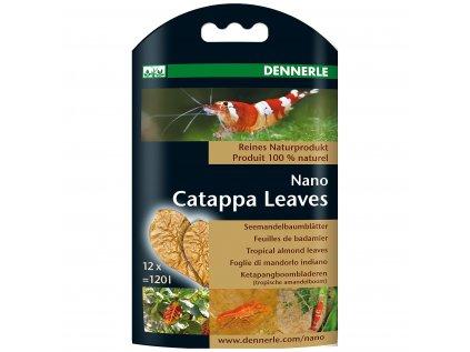 dennerle nano catappa leaves 12x