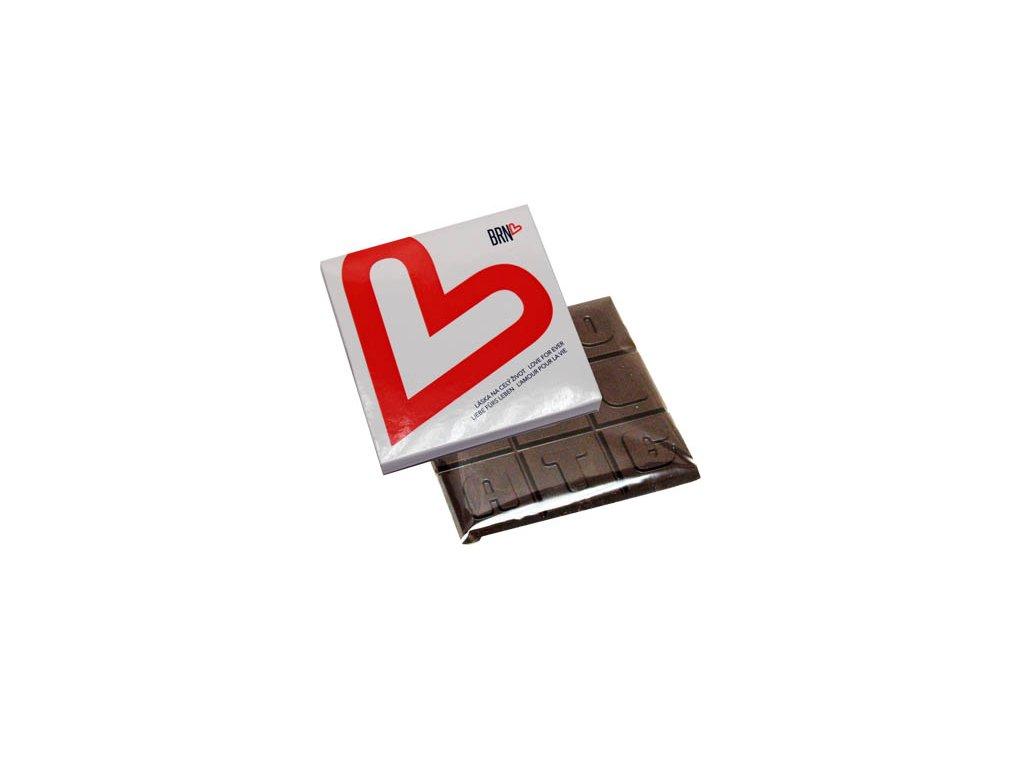 Čokoláda 60 g čtverec