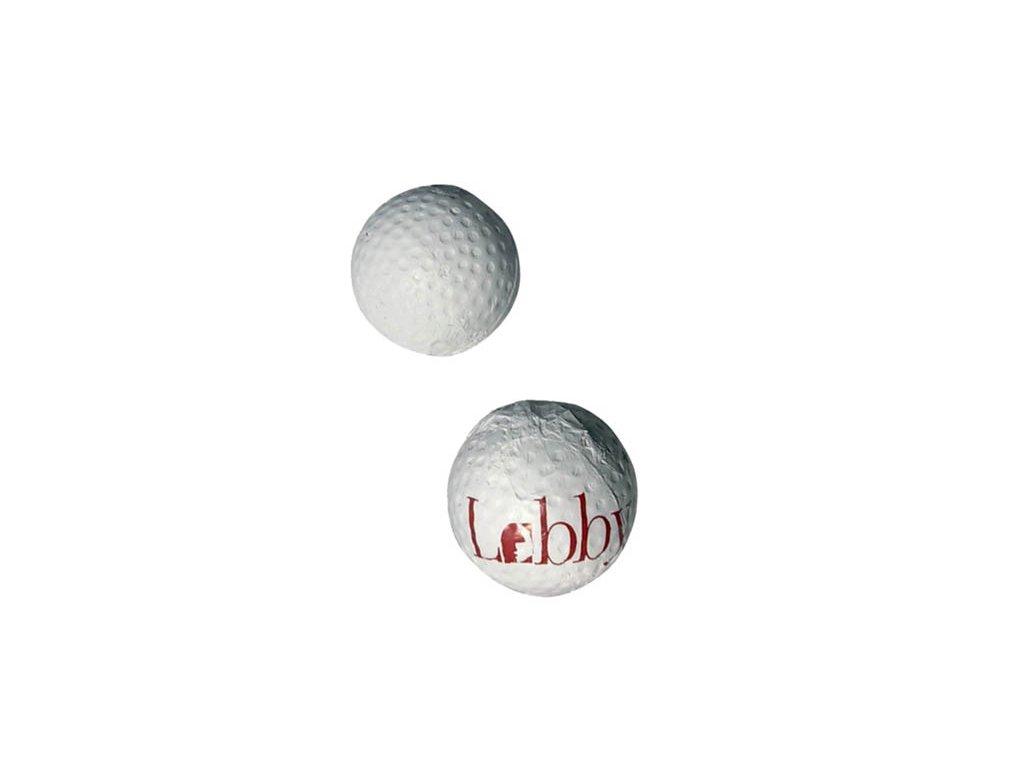 Čokoládový golfový míček 15 g