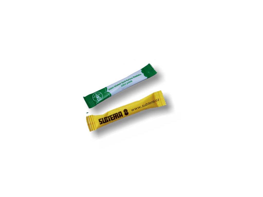 Porcovaný cukr 4 g tyčinka