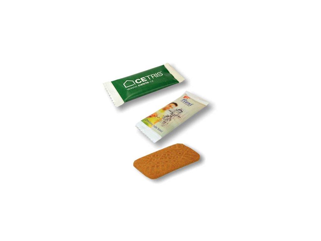 Karamelový biskvit 5 g
