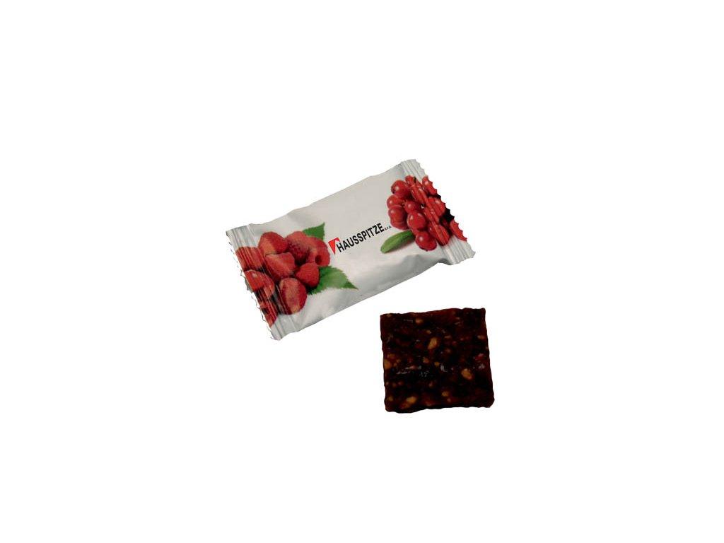 RAW - ovocná tyčinka, klikva-malina