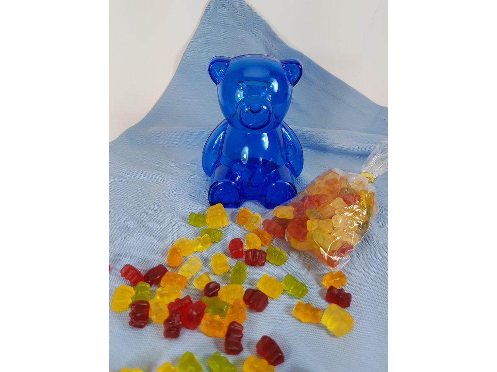zelatina medvidek pokladnicka