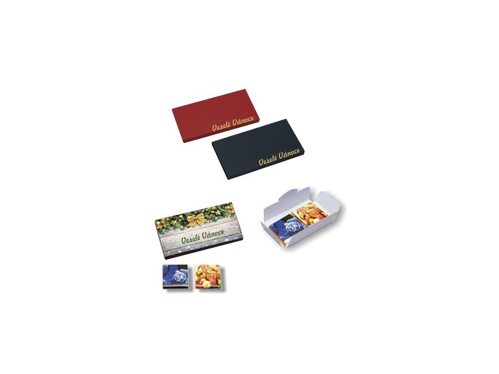 Čokosada 2x5g v papírové krabičce