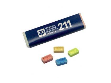 Komprimát cihlička 7,5 g
