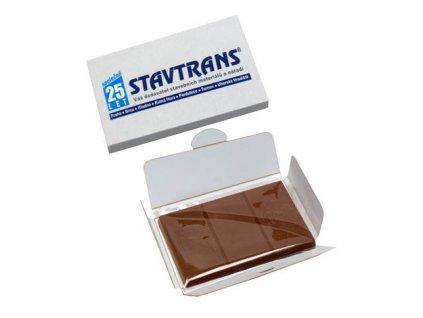 Čokoláda 20 g obdélník