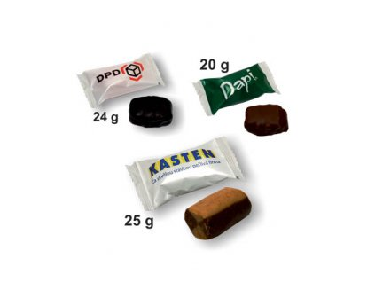 Tyčinky mini 20 - 24 - 25 g
