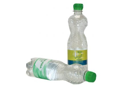 Perlivá a neperlivá voda 0,5 l