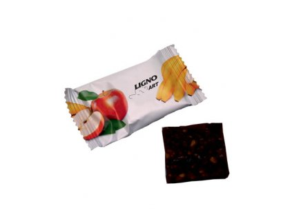 RAW - ovocná tyčinka, jablko-banán