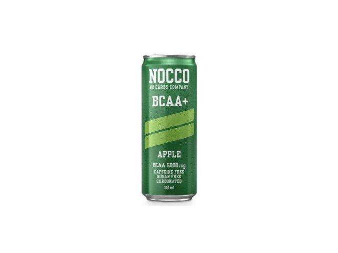 nocco jablko apple bcaa 330ml