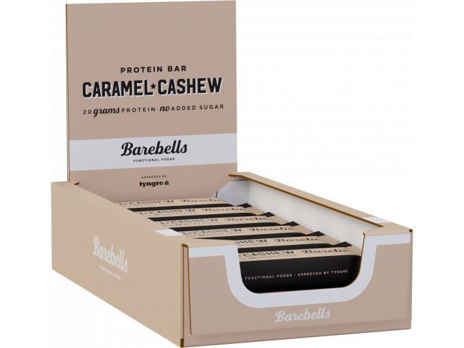 SE Barebells CaramelCashew Box 190613