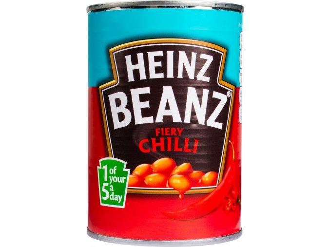 Heinz Fazole pikantní chilli 390G