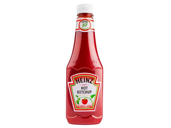 Heinz Kecup ostry 570g