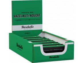 SE Barebells Hazelnut&Nougat Box 190613