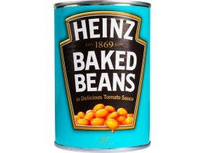 Heinz Bílé fazole v rajčatové omáčce 415g