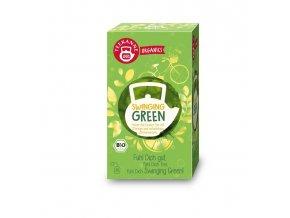 teekanne Swinging green