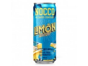 nocco limon del sol bcaa 330ml