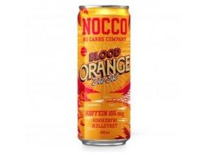 nocco blood orange del sol bcaa 330ml