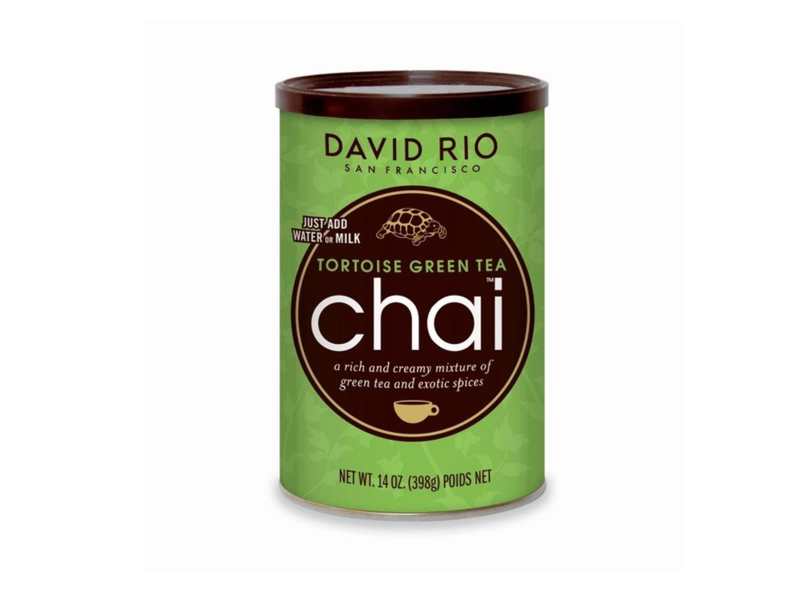 David Rio chai tortoise green 398 g